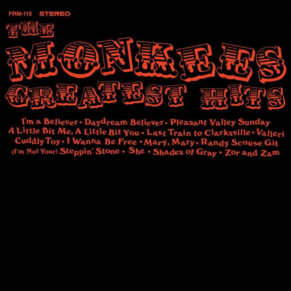 Monkees,The - Greatest Hits [Colgems]