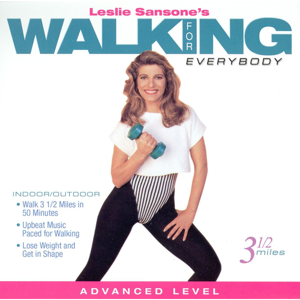 Leslie Sansone - Walking for Everybody: Advanced Level