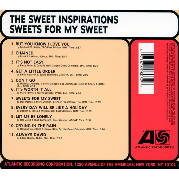 SWEET INSPIRATIONS - Sweets for My Sweet