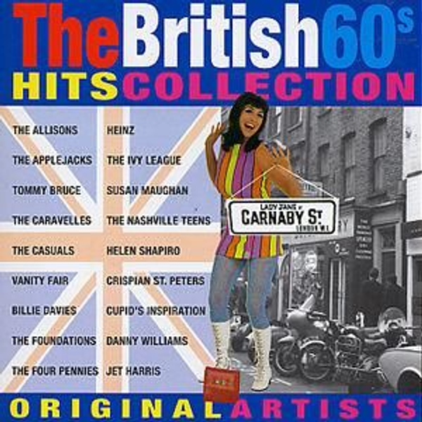 Various Artists - British 60's Collection