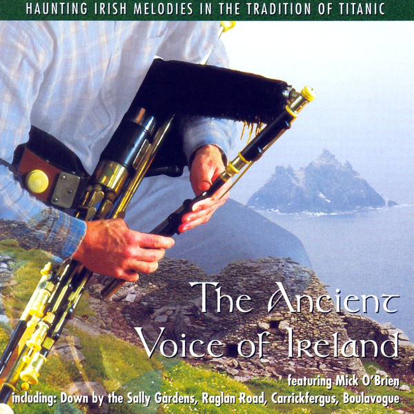 Obrien,Mick - Ancient Voice of Ireland