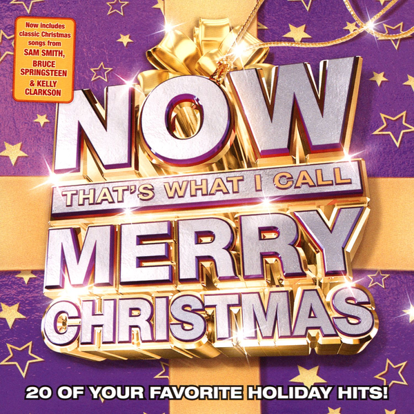 Various Artists - NOW That's What I Call Merry Christmas [2018]
