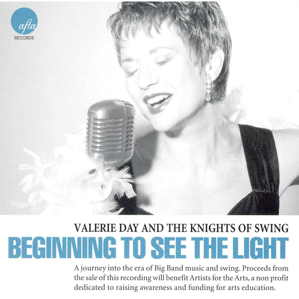 Valerie Day - Beginning to See the Light