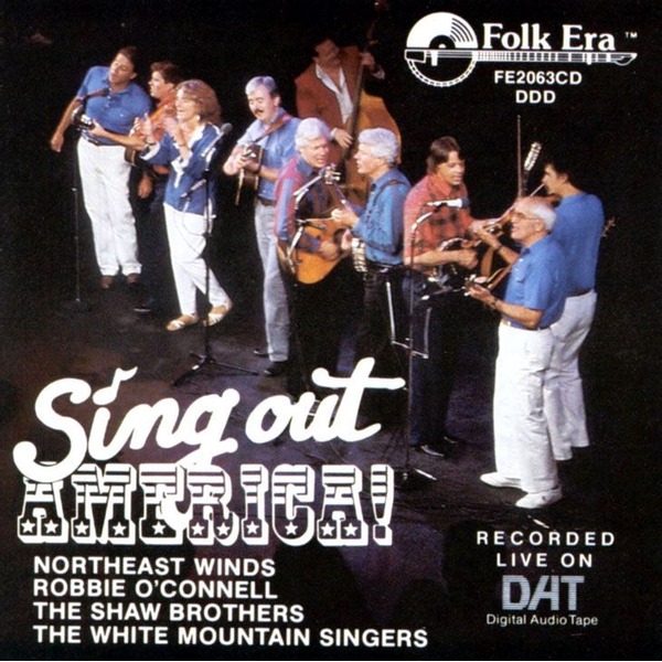 Various Artists - Sing Out America!