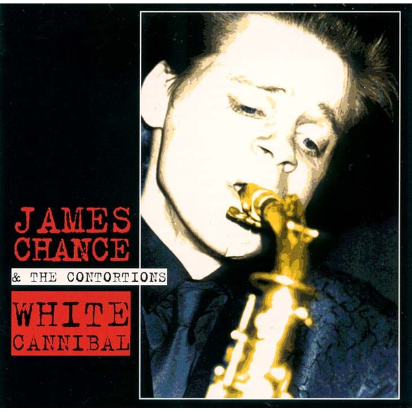 Chance,James - White Cannibal