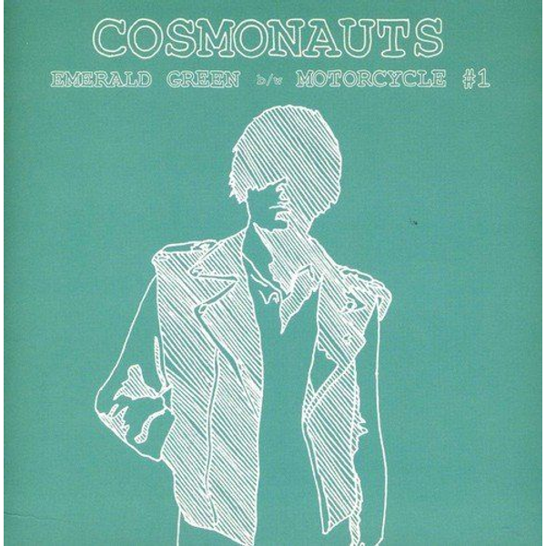Cosmonauts - Emerald Green