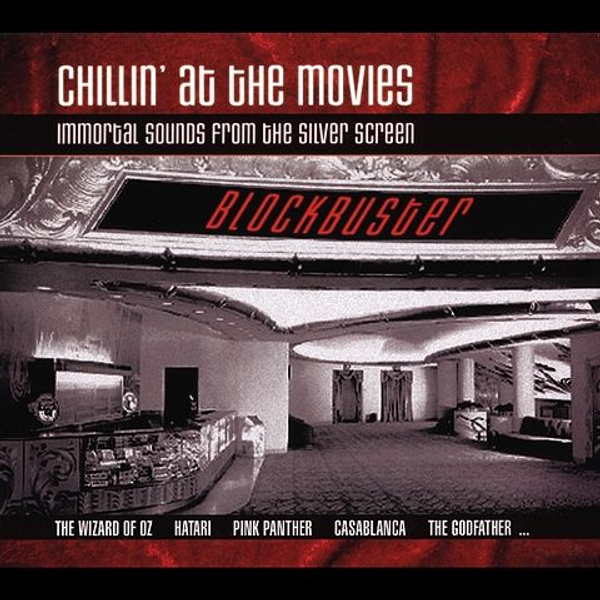 Eberspacher,Riccardo - Chillin' at the Movies