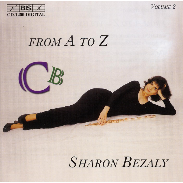 Bezaly,Sharon - From A to Z, Vol. 2