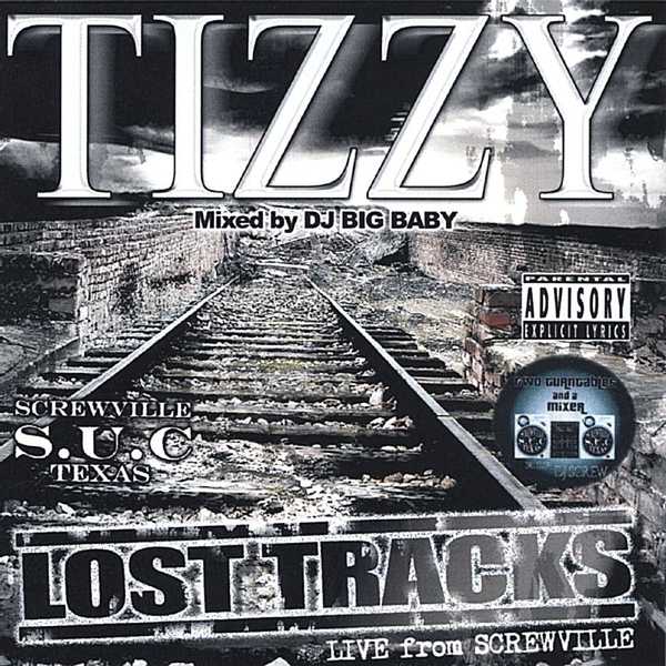 Tizzy - Lost Tracks