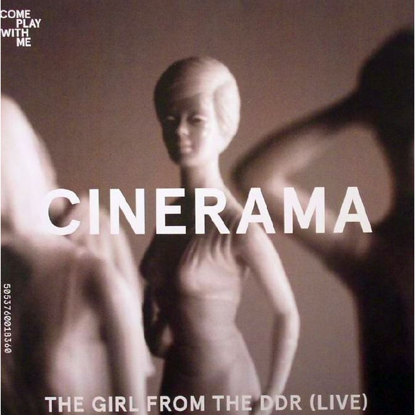 Cinerama/Harkin - Girl From the DDR/National Anthem of Nowhere