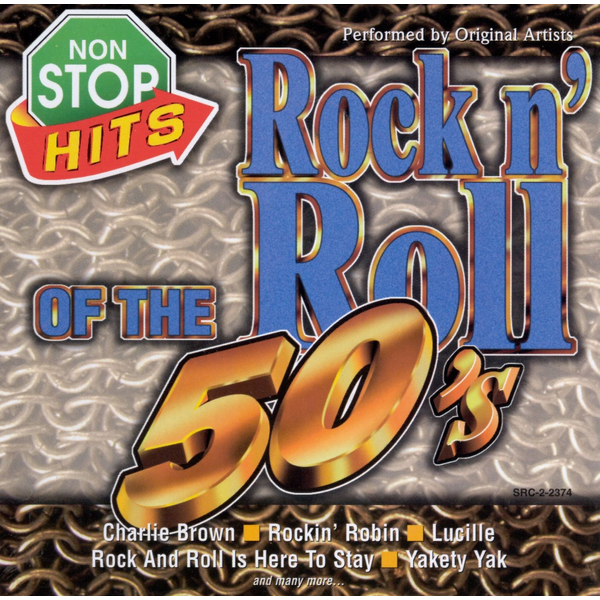 Various Artists - Non Stop Hits: Rock N' Roll of the 50's