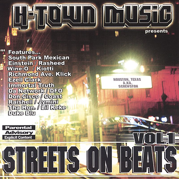 Various Artists - H-Town Music: Streets on Beats, Vol. 1