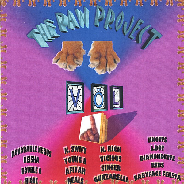 Various Artists - Paw Project, Vol. 1
