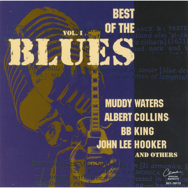 Various Artists - Best of the Blues, Vol. 1 [Cema]