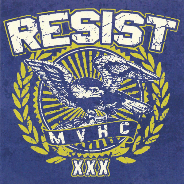 Resist - We Want Our World Back