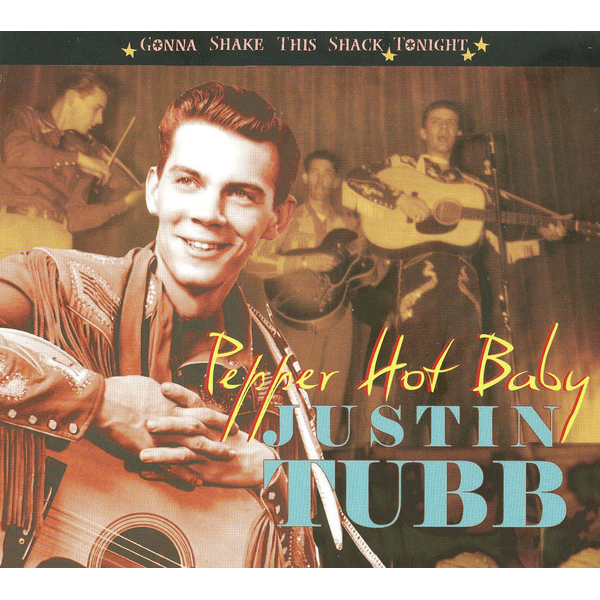 Tubb,Justin - Pepper Hot Baby