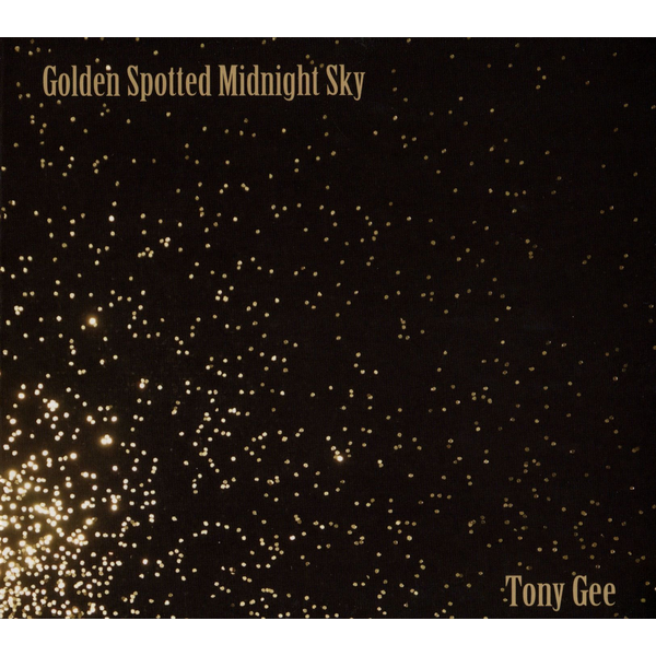 Tony Gee - Golden Spotted Midnight Sky