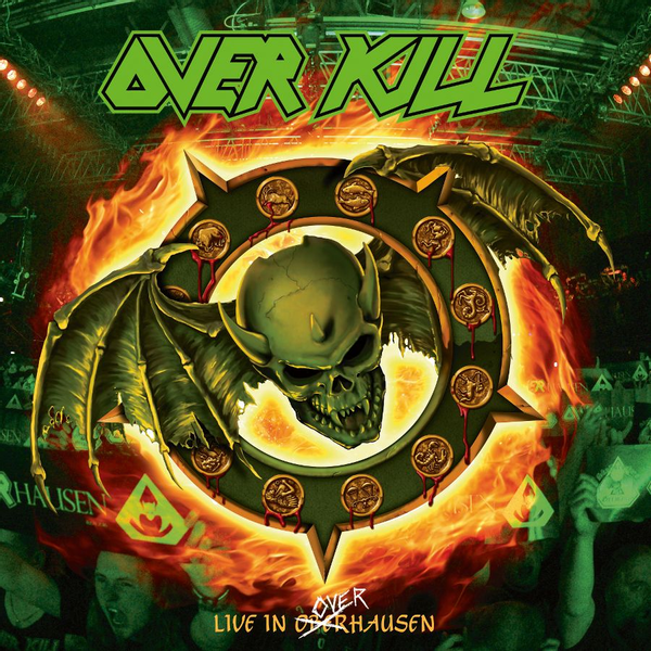 Overkill - Live in Overhausen, Vol. Two: Feel the Fire