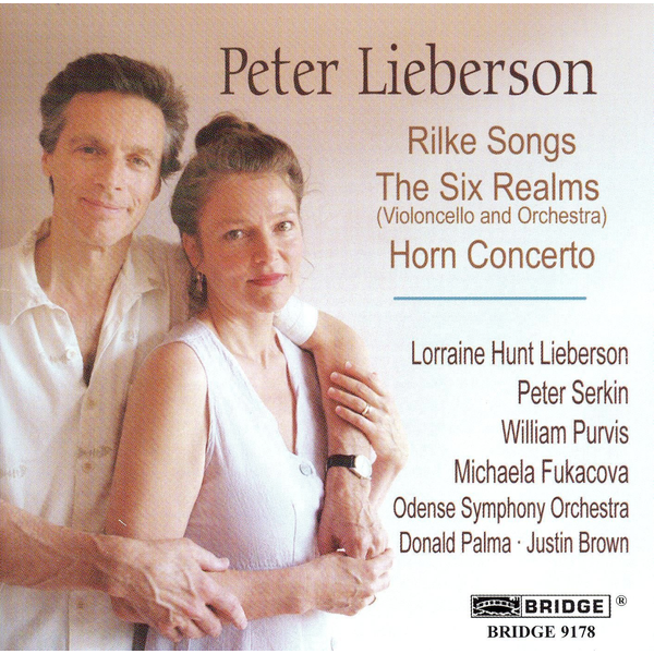Lieberson - Rilke Songs/The Six Realms/Horn Concerto
