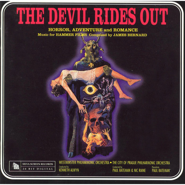 OST - DEVIL RIDES OUT-MUSIC FROM HAM
