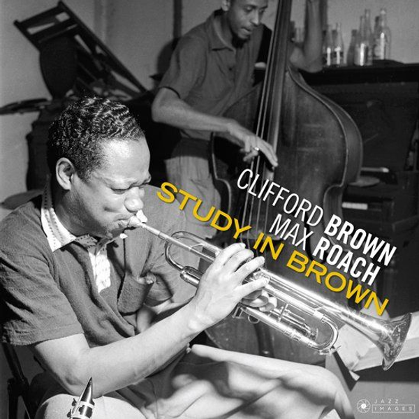 Brown,Clifford & Roach,Max - Study in Brown