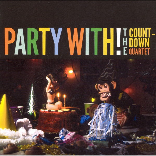 Countdown Quartet - Party With!