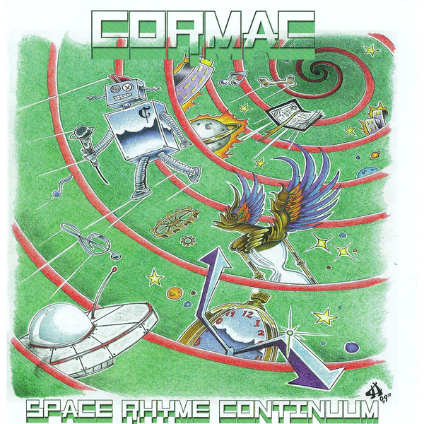 Cormac - Space Rhyme Continuum