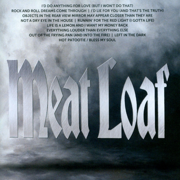 Meatloaf - Icon