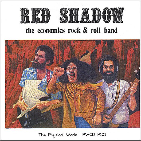 Red Shadow - Economics Rock & Roll Band