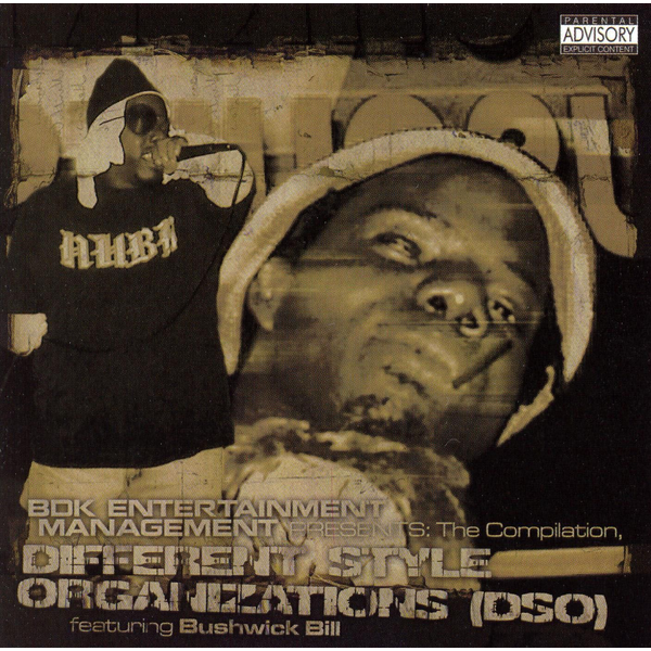 Different Style Organizations - BDK Entertainment Management Presents The Compilation