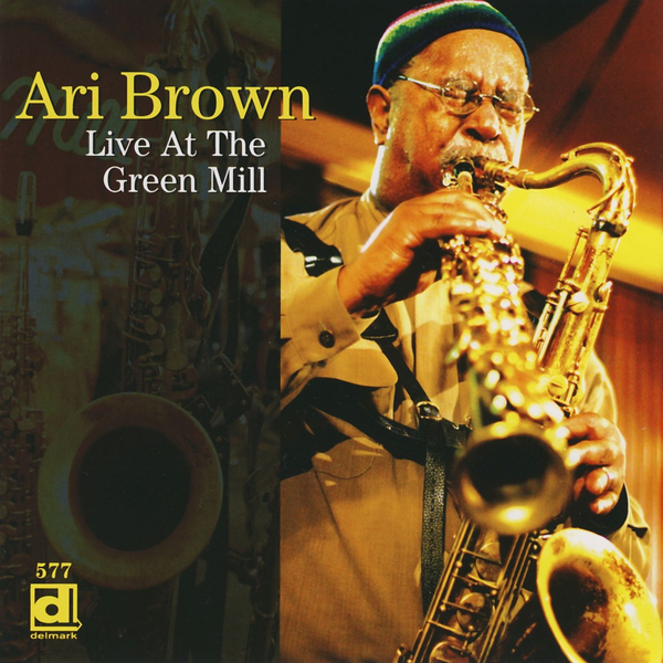 Brown,Ari - Live at the Green Mill