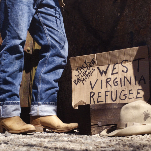 Jack Ballengee Morris - West Virginia Refugee