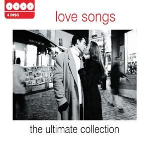 Various Artists - Greatest Love Songs: The Ultimate Collection