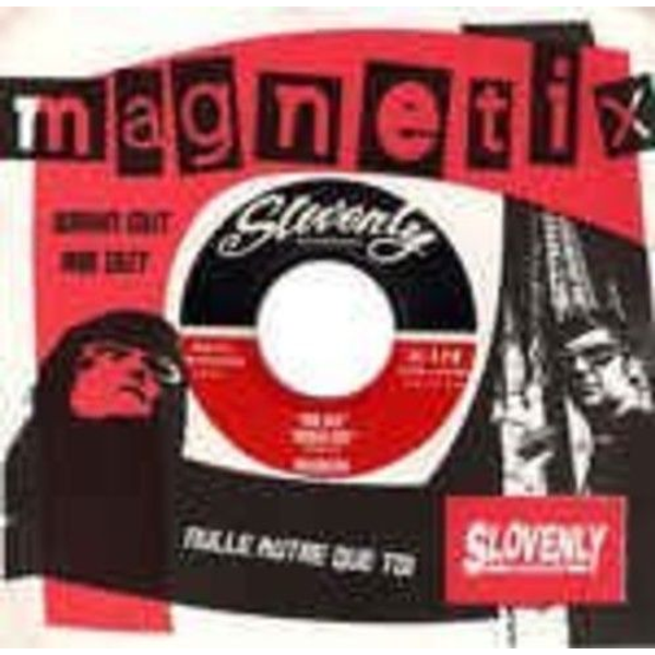 Magnetix - Rib Out/Brain Out