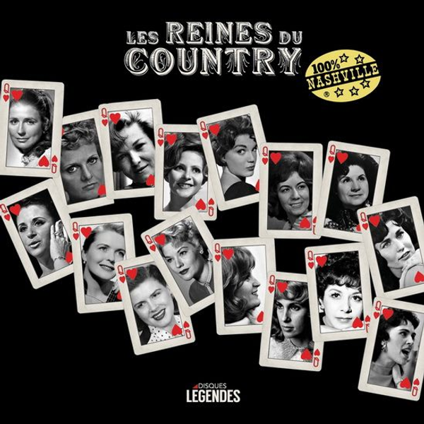 Various Artists - Reines du Country [2018]