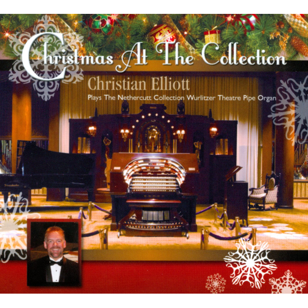 Christian Elliott - Christmas at the Collection