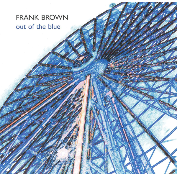 Frank Brown - Out of the Blue