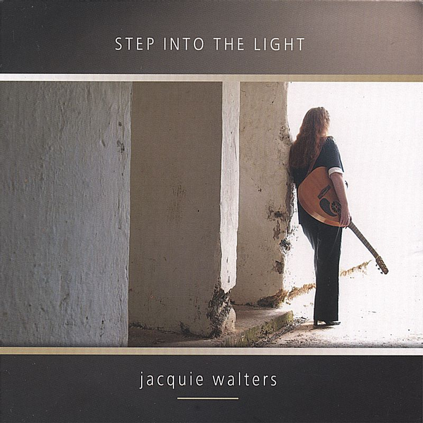 Jacquie Walters - Step into the Light