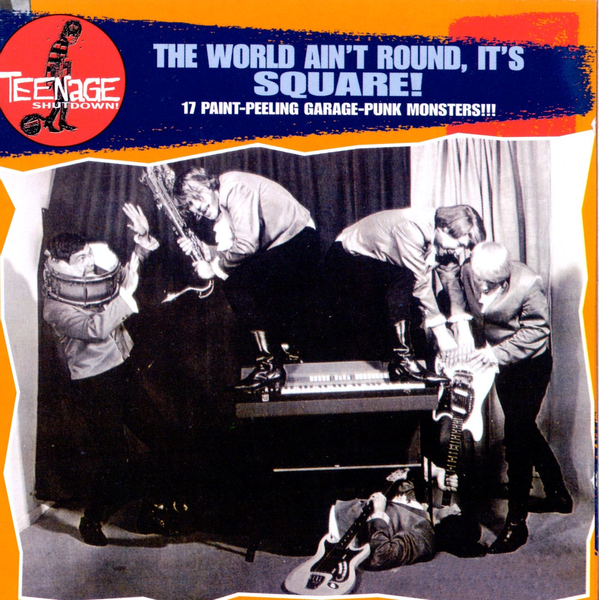 Various - The World Ain't Round It's Square!