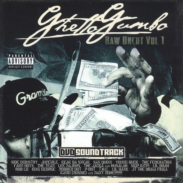 Various Artists - Ghetto Gumbo Raw Uncut, Vol. 1