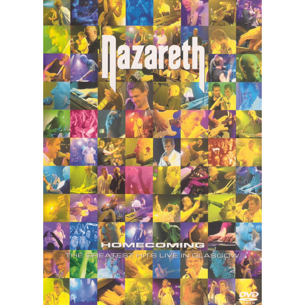 Nazareth - Homecoming: The Greatest Hits Live in Glasgow