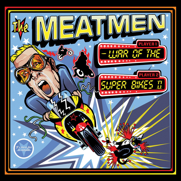 The Meatmen - War of the Superbikes, Vol. 2