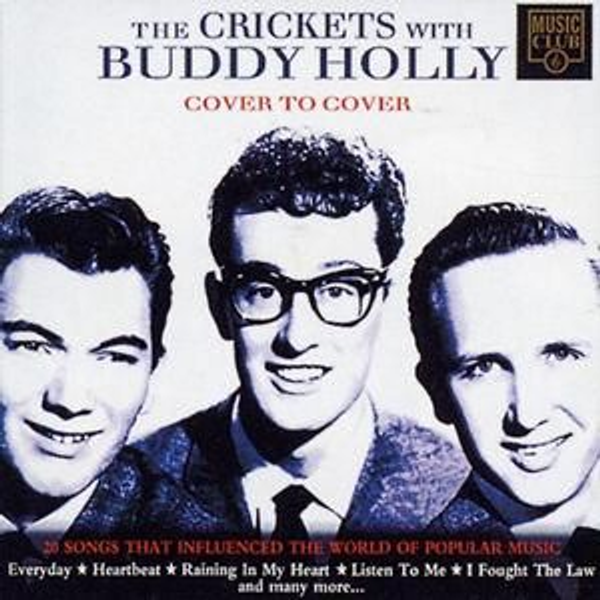 CRICKETS,THE - COVER TO COVER