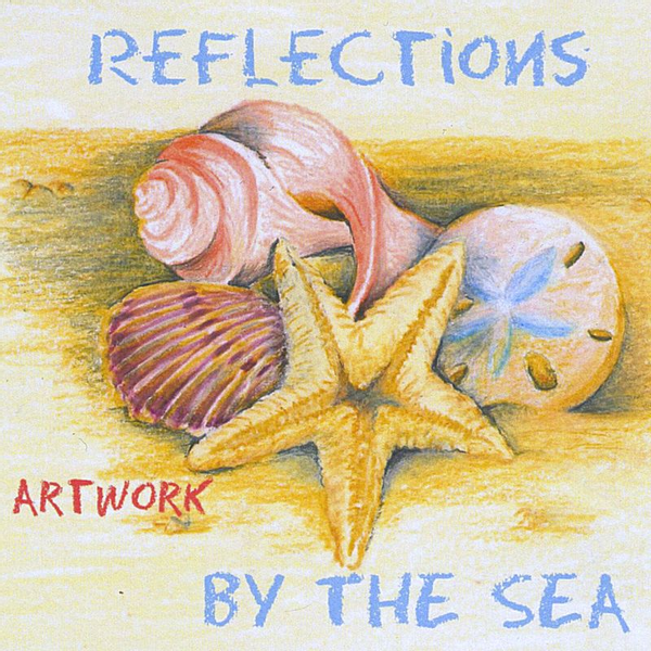 Artwork - Reflections by the Sea