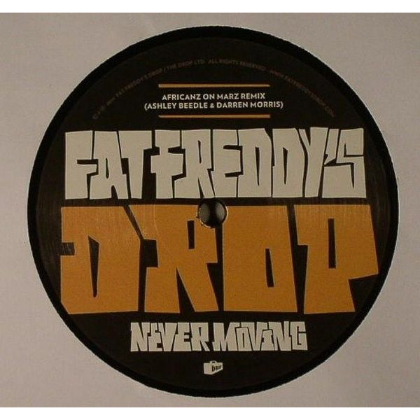 Fat Freddy's Drop - Mother Mother/Never Moving Remixes