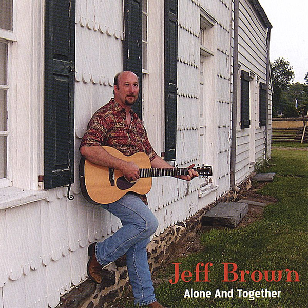 Jeff Brown - Alone and Together