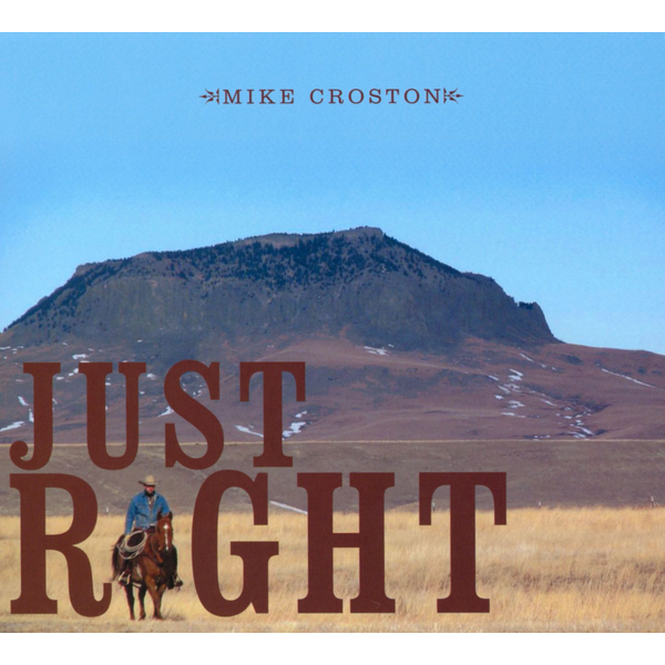 Mike Croston - Just Right