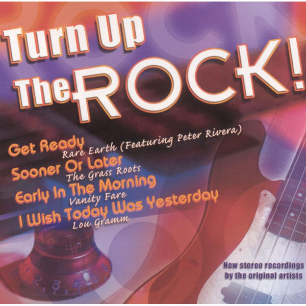 Various Artists - Turn Up the Rock!