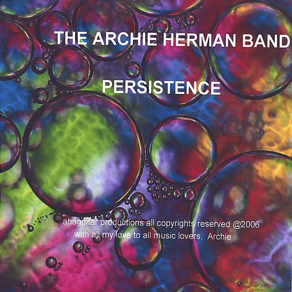 The Archie Herman Band - Persistence