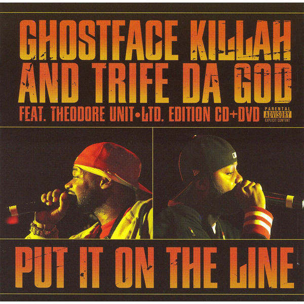 Ghostface - Put It on the Line